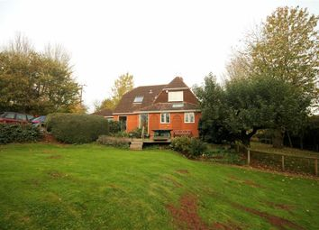Thumbnail 4 bed detached house for sale in Redmarley Road, Newent