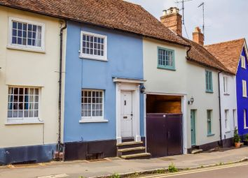 Thumbnail 2 bed property for sale in Gold Street, Saffron Walden, Essex