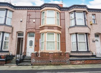 Thumbnail 2 bed terraced house for sale in Percy Street, Bootle
