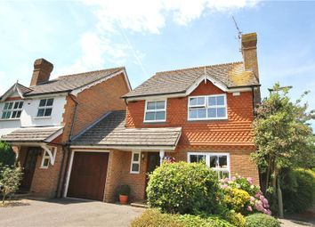 Thumbnail 3 bed detached house for sale in Southcroft, Englefield Green, Surrey
