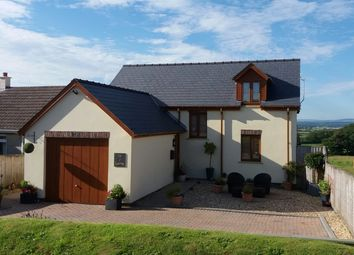 Thumbnail 3 bed detached house for sale in Ashdale Lane, Haverfordwest