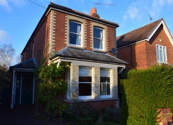 Thumbnail 3 bed detached house to rent in Uplands Road, Caversham, Reading