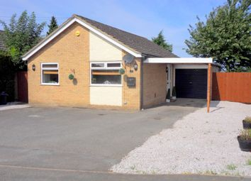 Thumbnail 2 bed detached bungalow for sale in Broadgate, Sutton St James, Spalding, Lincolnshire