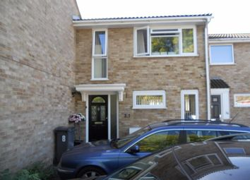 Thumbnail 3 bed terraced house for sale in Tulip Close, Chelmsford, Essex