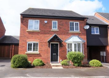Thumbnail 4 bed link-detached house for sale in Mapperley Plains, Nottingham