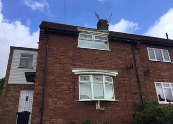 Thumbnail 3 bed terraced house to rent in Polmuir Road, Sunderland