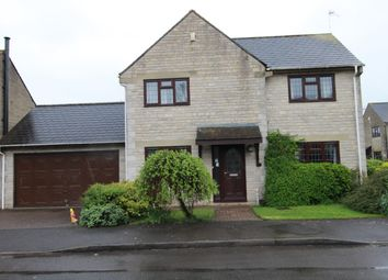 Thumbnail 4 bed detached house to rent in Bagworth Drive, Longwell Green
