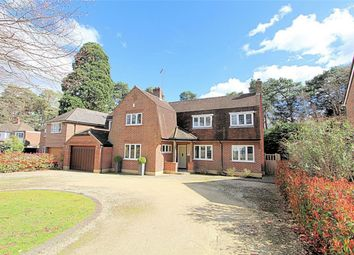 Thumbnail 4 bed detached house for sale in The Gateway, Woodham, Addlestone