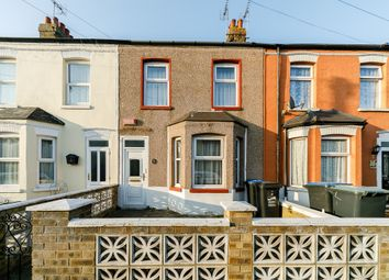 Thumbnail 2 bed terraced house for sale in Birds Avenue, Margate