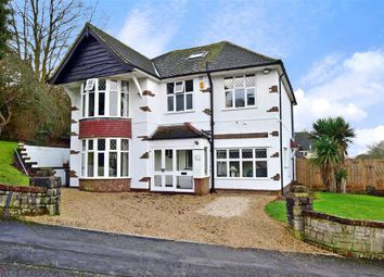 Thumbnail 4 bed detached house for sale in The Deeside, Brighton, East Sussex
