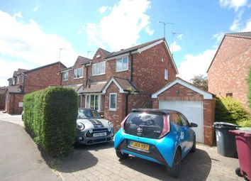 Thumbnail 3 bed semi-detached house to rent in Emmett Carr Lane, Renishaw, Sheffield
