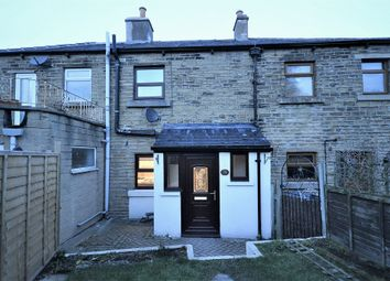 Thumbnail 1 bed terraced house to rent in Commercial Road, Skelmanthorpe, Huddersfield, West Yorkshire