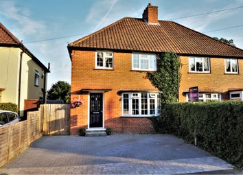 3 bed semi-detached house for sale in Silverlea Gardens, Horley RH6