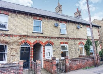 Thumbnail 3 bed terraced house for sale in Priory Road, Huntingdon