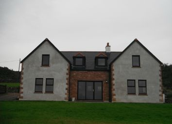 Thumbnail 4 bedroom detached house for sale in Saval Road, Lairg, Sutherland