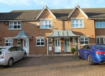 Thumbnail 2 bed terraced house to rent in Burns Close, Billericay, Essex