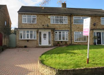 Thumbnail 3 bed semi-detached house for sale in Mill Lane, Kirk Ella, Hull