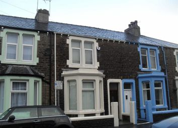 Thumbnail 3 bed terraced house to rent in Gray Street, Workington