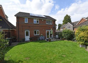 Thumbnail 4 bed detached house for sale in St. James Close, Bramley, Tadley