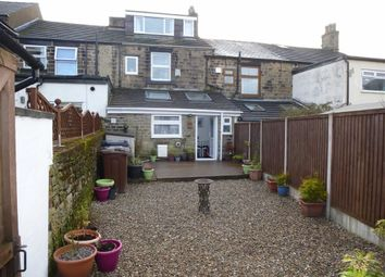 Thumbnail 2 bedroom terraced house for sale in Station Road, Hadfield, Glossop