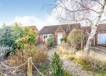 Thumbnail 2 bedroom bungalow for sale in Southgate Way, Briston, Melton Constable