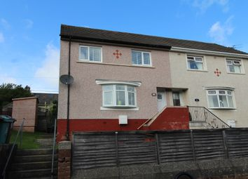 Thumbnail 1 bed end terrace house for sale in Kirkwood Place, Coatbridge