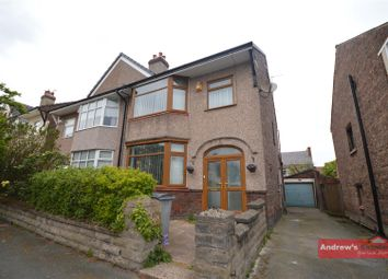 Thumbnail 3 bed property for sale in Harrow Road, Wallasey