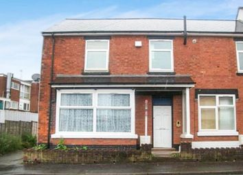 Thumbnail 1 bed flat to rent in Chetwynd Road, Wolverhampton