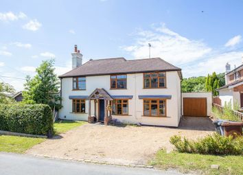 Thumbnail 4 bedroom detached house for sale in Stone Quarry Road, Chelwood Gate, Haywards Heath