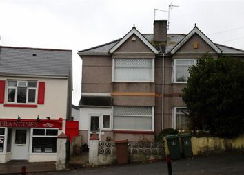 Thumbnail 3 bed semi-detached house for sale in North Prospect Road, Plymouth