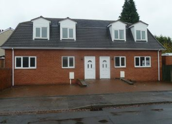 Thumbnail 2 bedroom maisonette for sale in Balmoral Drive, Mansfield