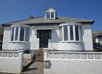Thumbnail 3 bed detached bungalow for sale in Pen Porth Avenue, St. Ives