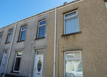 Thumbnail 2 bed property to rent in Wern Terrace, Port Tennant, Swansea