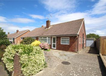 Thumbnail 2 bed semi-detached bungalow for sale in Cuckfield Crescent, Worthing, West Sussex