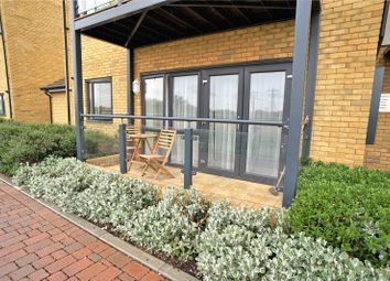 Thumbnail 2 bed flat for sale in Monarch Court, 14 Riverside Wharf, Dartford