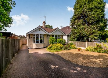 Thumbnail Detached bungalow for sale in Sawpit Lane, Brocton, Stafford