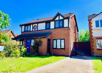 Thumbnail 2 bedroom semi-detached house to rent in Wentworth Drive, Dunholme, Lincoln