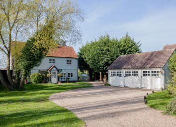 Thumbnail 5 bed farmhouse for sale in Brickhouse Road, Colchester