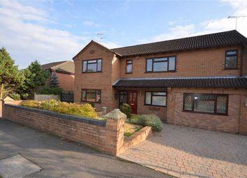 Thumbnail 4 bedroom detached house for sale in Millbridge Close, Meir Park, Stoke-On-Trent
