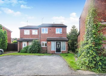 Thumbnail 1 bed semi-detached house for sale in Horse Shoe Road, Coventry