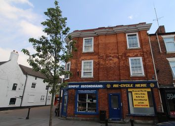 Thumbnail 1 bedroom flat to rent in Westgate, Grantham