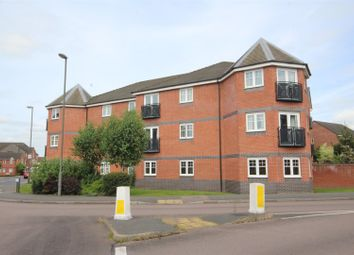 Thumbnail 2 bed flat for sale in Rothwell House, Otter Street, Hilton, Derby