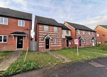 Thumbnail 3 bed end terrace house to rent in Whelan Way, Amesbury, Salisbury