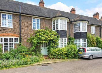 Thumbnail 4 bed terraced house for sale in Hampstead Way, Hampstead Garden Suburb, London