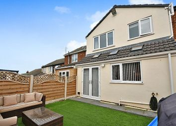 Thumbnail 3 bed town house for sale in Calder View, Crigglestone, Wakefield