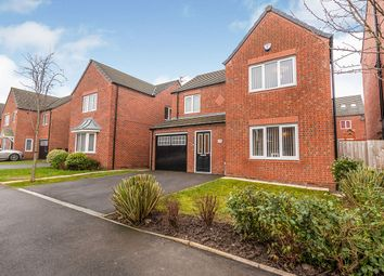 4 bed detached house for sale in Wellens Walk, St. Helens, Merseyside WA10