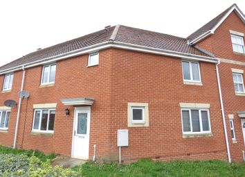 Thumbnail 3 bed terraced house to rent in Hakewill Way, Colchester