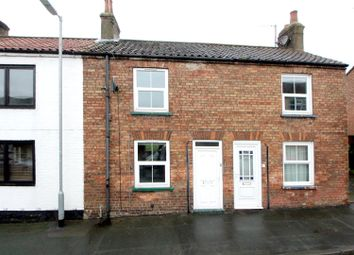 Thumbnail 2 bed terraced house for sale in Middle Street, Nafferton, Driffield