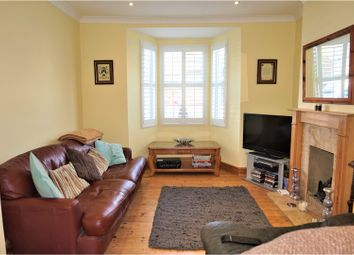 Thumbnail 3 bed end terrace house for sale in Furze Rd, Thornton Heath