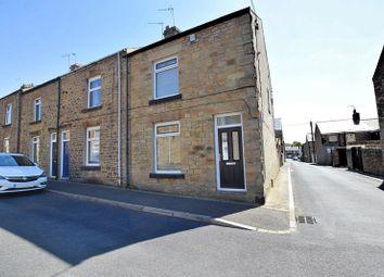 Thumbnail 2 bedroom end terrace house for sale in John Street, Blackhill, Consett
